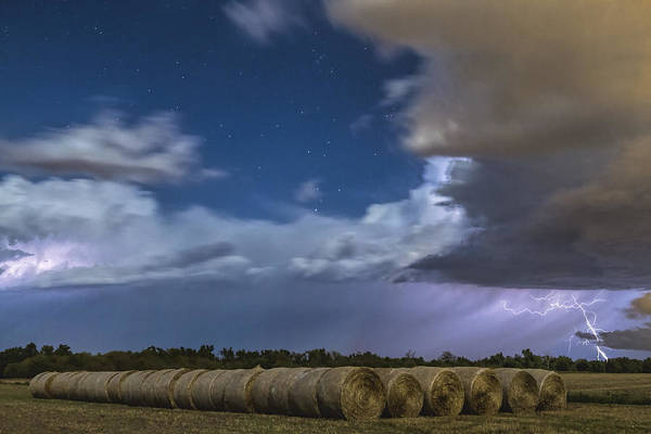 Photograph - Clearing Storm by Rob Graham