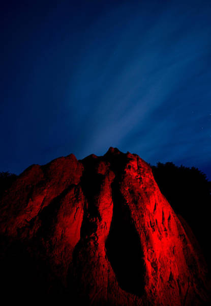 Wall Art - Photograph - Clearville Rock by Cale Best