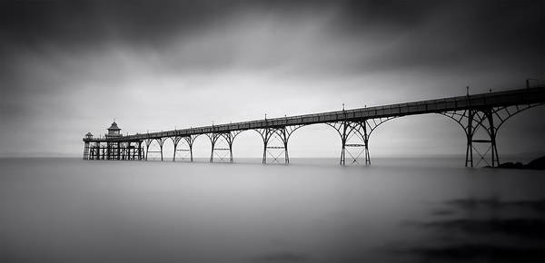 Wall Art - Photograph - Clevedon Pier by Catalin Alexandru