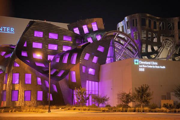 Furon Photograph - Cleveland Clinic Las Vegas #2 by Daniel Furon