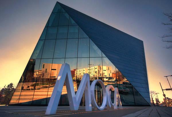 Cleveland Museum Of Modern Art Art Print