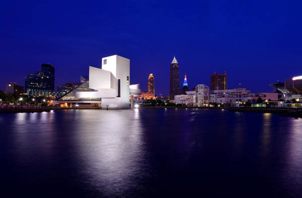Photograph - Cleveland North Shore by Clint Buhler