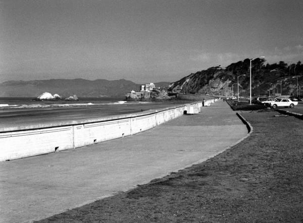 Photograph - Cliff House San Francisco2 by Lee Santa