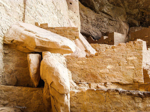 Photograph - Cliff Palace Walls by Ross Henton