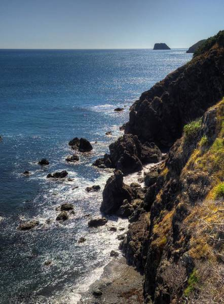 Wall Art - Photograph - Cliff View by Peter Mooyman