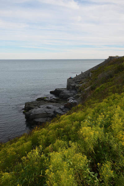 Photograph - Cliff Walk Newport Ri by Toby McGuire