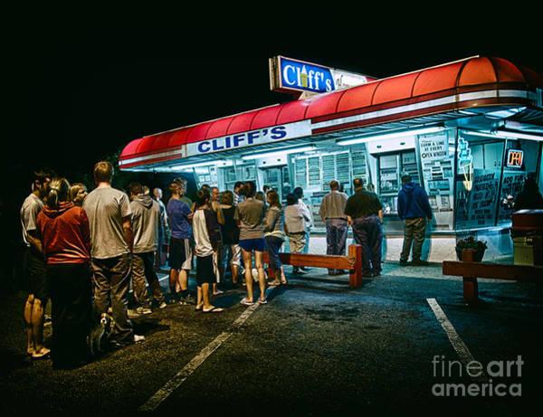 Photograph - Cliffs Homemade Ice Cream by Mark Miller