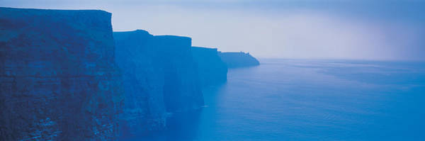 Moher Photograph - Cliffs Of Moher Ireland by Panoramic Images
