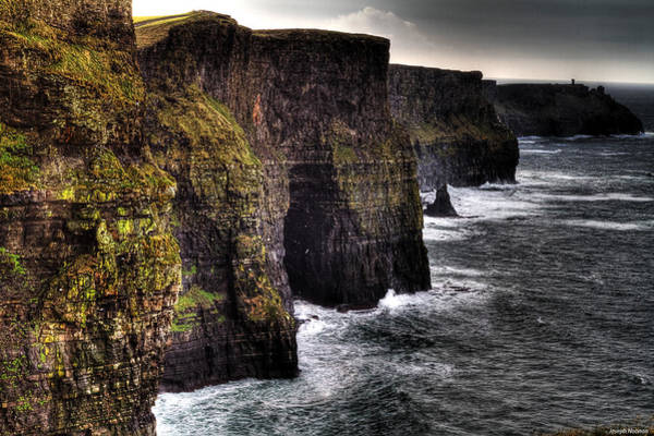 Photograph - Cliffs Of Moher by Joseph Noonan