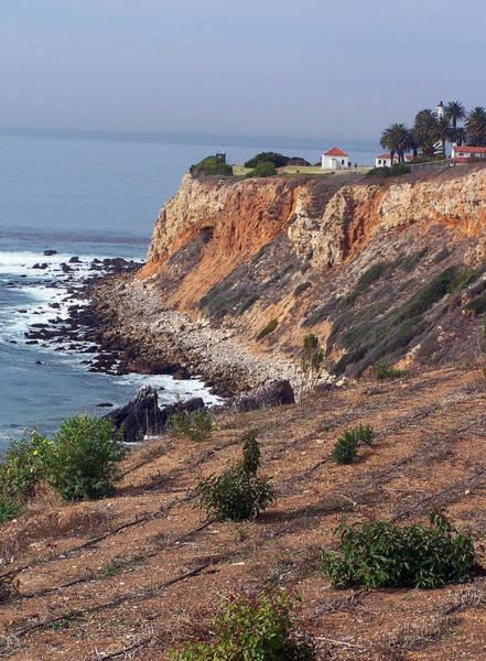 Photograph - Cliffside Lodging by Jennifer Robin