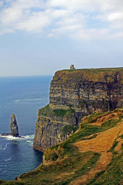 Photograph - Cliffside Steeple by Jennifer Robin