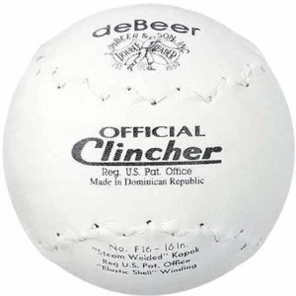#clincher #16inch #softball #chicago Art Print