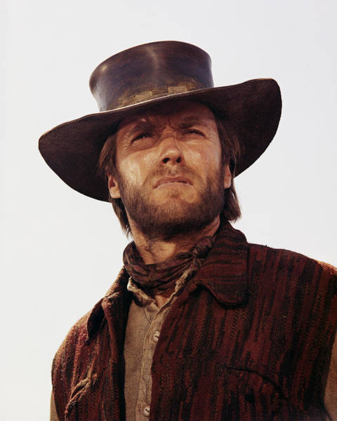 Clint Eastwood Photograph - Clint Eastwood In Joe Kidd  by Silver Screen