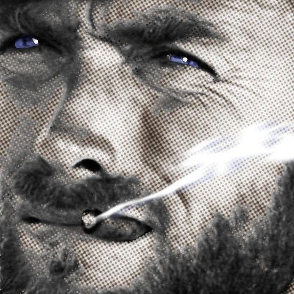 Photograph - Clint Eastwood Western by Tony Rubino