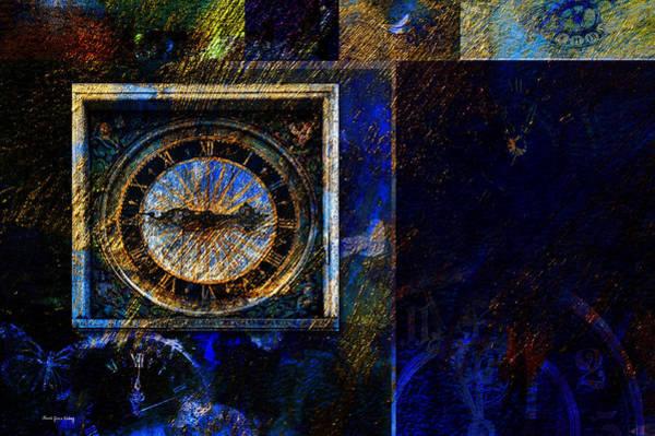Photograph - Clocks by Randi Grace Nilsberg