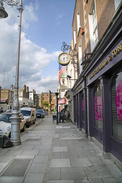 Dublin Photograph - Clockwork Dublin Ireland by Betsy Knapp
