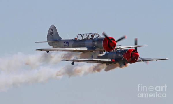 Photograph - Close-order Aerobatics by Kevin McCarthy