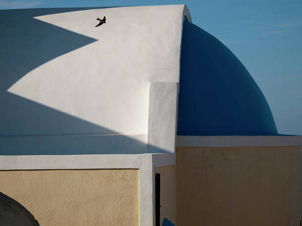 Wall Art - Photograph - Close Up Of Greek Orthodox Church by David H. Wells