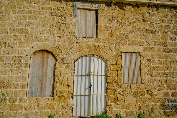 Jaffa Photograph - Closed For Business by David Morefield
