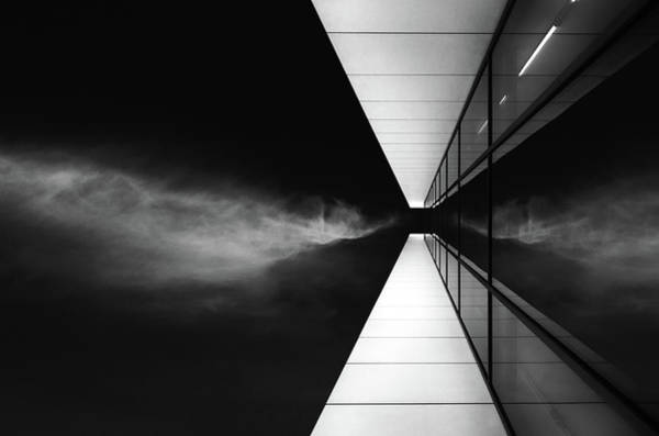 Modern Architecture Photograph - Cloud Attack by Jeroen Van De