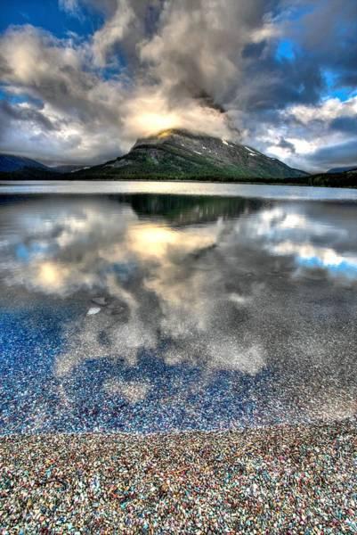 Photograph - Cloud Catcher by David Andersen