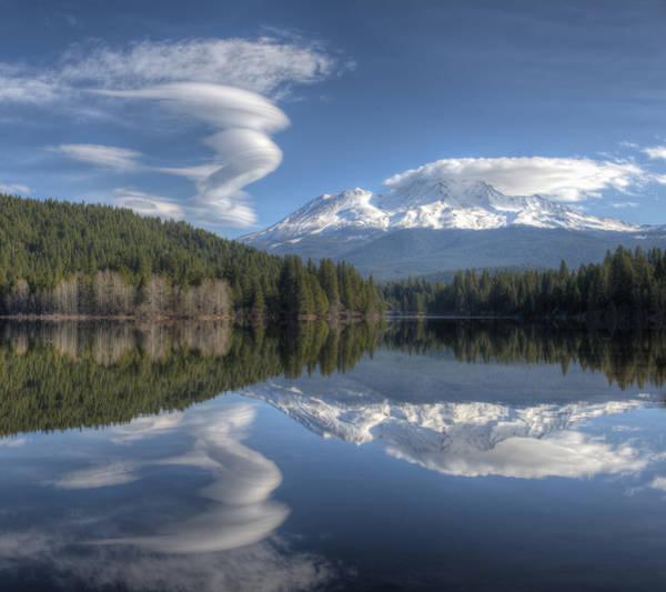 Photograph - Cloud Dance by Loree Johnson