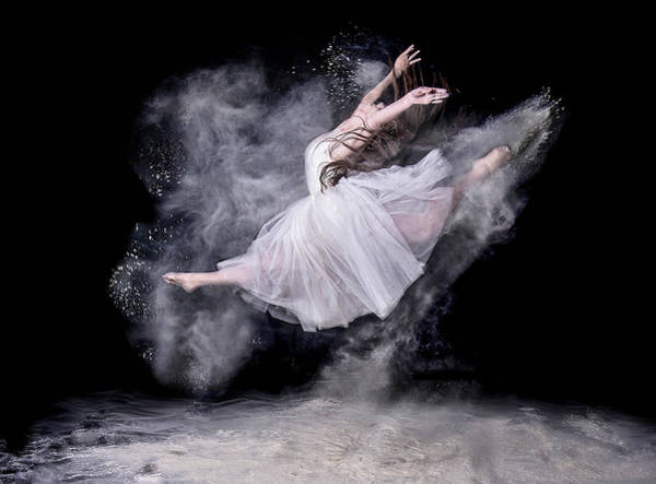 Wall Art - Photograph - Cloud Dancer by Pauline Pentony Ma