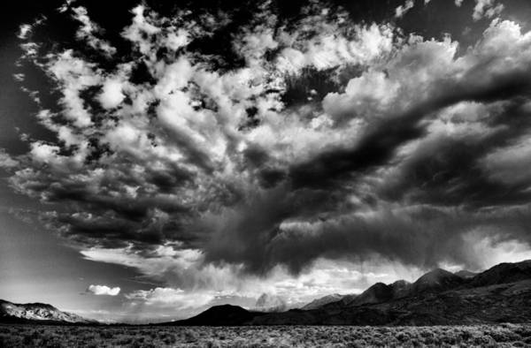 Photograph - Cloud Explosion by Cat Connor