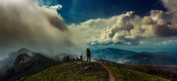 Photograph - Cloud Factory by Dmytro Korol