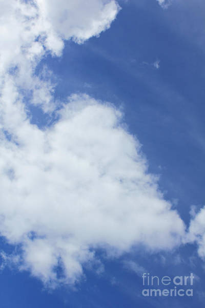 Photograph - Cloud Formation by Donna L Munro