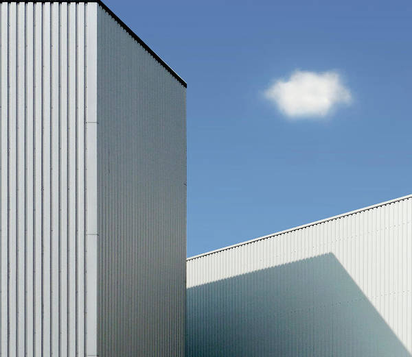 Lines Photograph - Cloud by Henk Van Maastricht