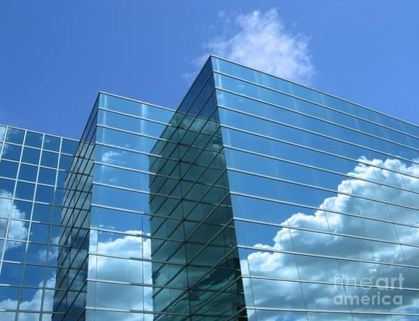 Livonia Photograph - Cloud Mirror by Ann Horn