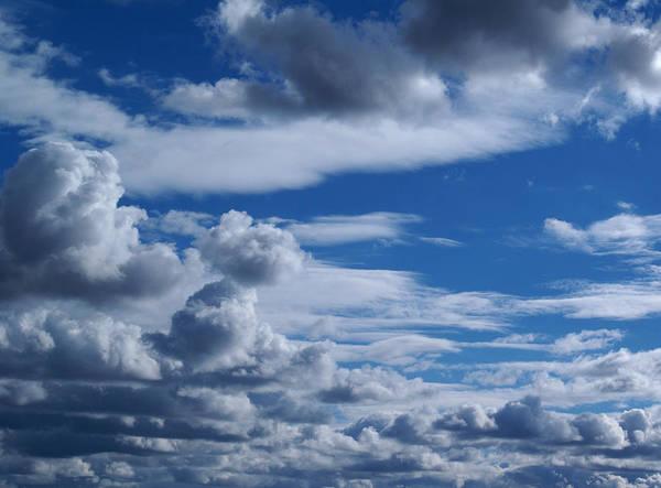 Photograph - Cloud Ten by Ben Upham III
