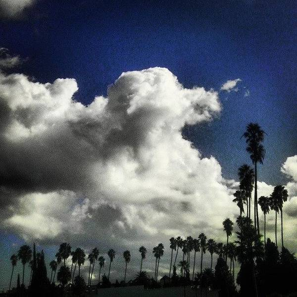 Salvation Wall Art - Photograph - #cloud #towers by Samson Contompasis