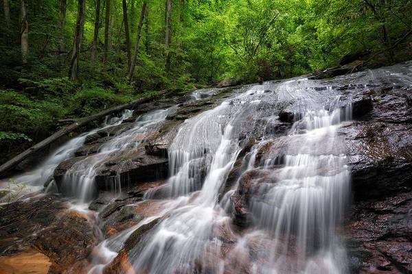 Cloudland Canyon Photograph - Cloudland Canyon Stream by Alan Duong