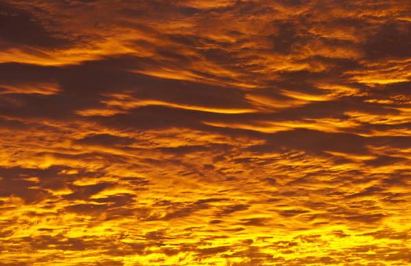 South Carolina Photograph - Clouds At Sunrise by Don Klumpp