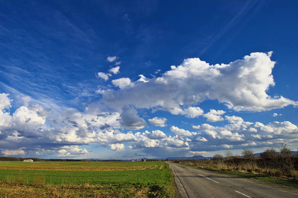 Photograph - Clouds by Ivan Slosar