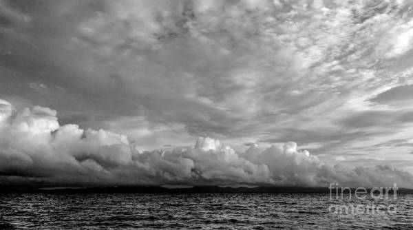 Photograph - Clouds Over Alabat Island by Michael Arend