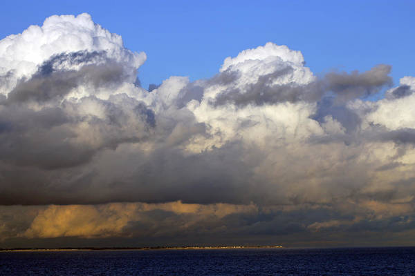 Photograph - Clouds Over Portsmouth by Tony Murtagh