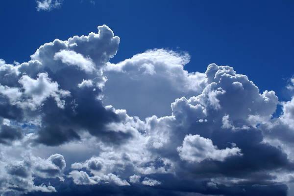 Photograph - Clouds Over Spokane 2014 by Ben Upham III