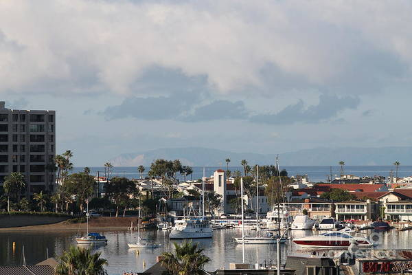 Roller Blades Photograph - Clouds Over The Bay by Kathy Shaw