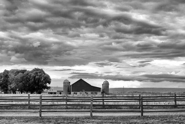 Photograph - Clouds Over The Upper Midwest by Christi Kraft