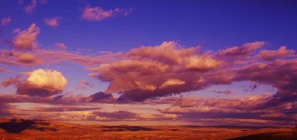 Swan Valley Photograph - Clouds Over The Wenas Valley by Jeff Swan