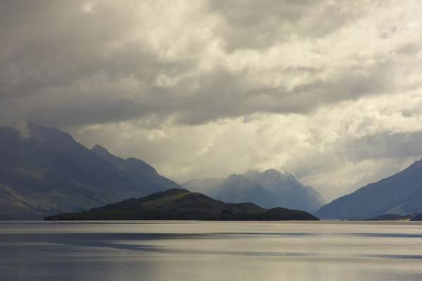 Photograph - Clouds Over Wakatipu #2 by Stuart Litoff