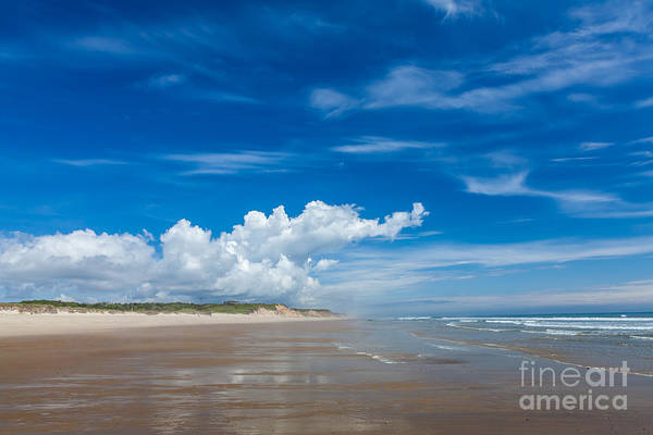 Photograph - Clouds Rising Over Coast Guard Beach by Susan Cole Kelly