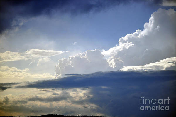 Photograph - Clouds by Staci Bigelow