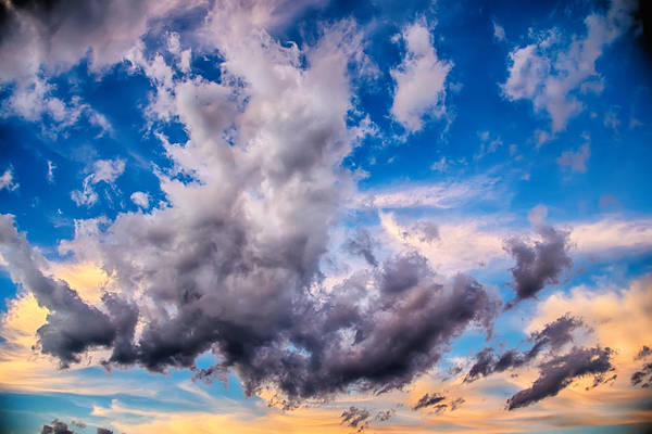 Photograph - Cloudscape Number 8039 by James BO Insogna
