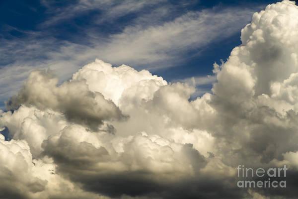 Photograph - Cloudy Sky by Pier Giorgio Mariani