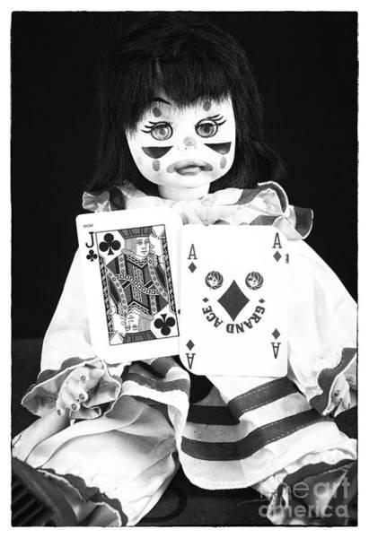 Photograph - Clown Games by John Rizzuto