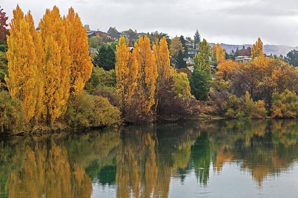 Lakes Region Photograph - Clutha River, Alexandra, Otago, New by Australian Scenics